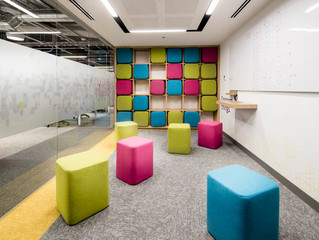 IT MATTERS FRI: BRAINSTORMING SPACE IN THE OFFICE
