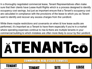 Be Informed Tuesdays: Commercial Real Estate Leasing Tips for Small & Midsize Businesses | Fast