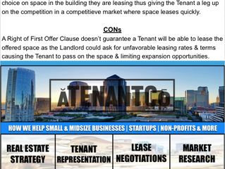 Be Informed Tuesdays: Commercial Real Estate Leasing Tips for Small & Midsize Businesses | Start