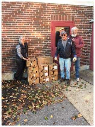 Great Bay Rotary Delivers Holiday Cheer