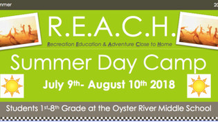 R.E.A.C.H. Summer Day Camps