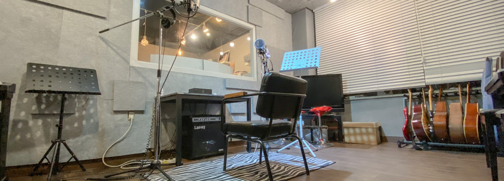 녹음실 부스