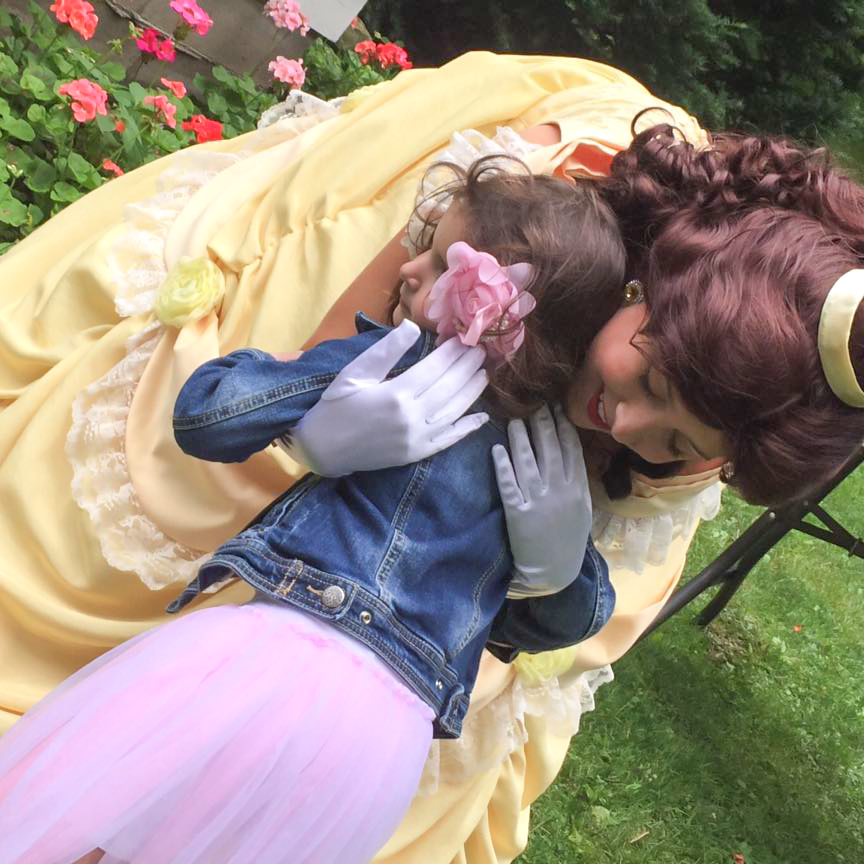 Belle at Storybook Gardens