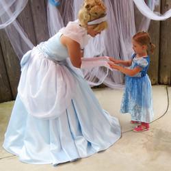 Cinderella at Storybook Gardens