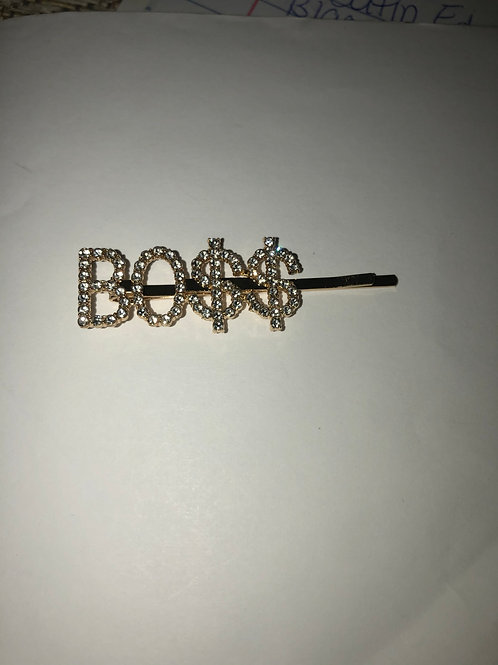 BO$$ Hair Pin