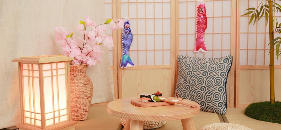 日式和風茶館