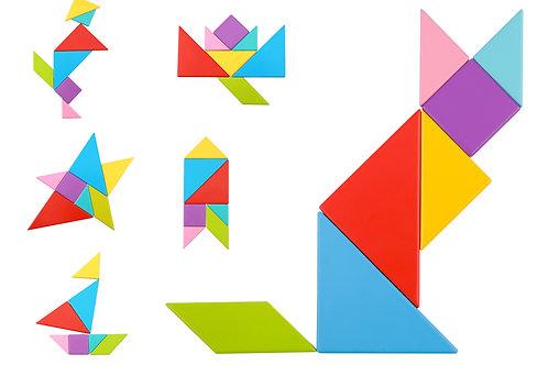 Puzzle de formas