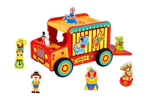 Auto de encastre Circo
