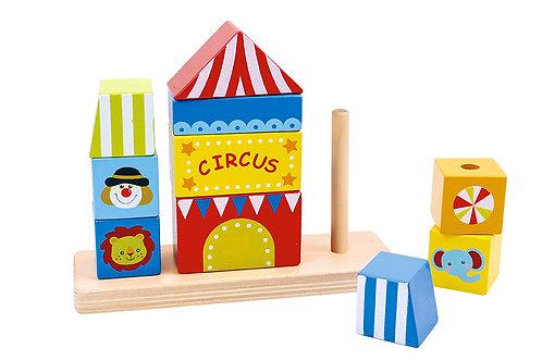 Torre de encastre Circo