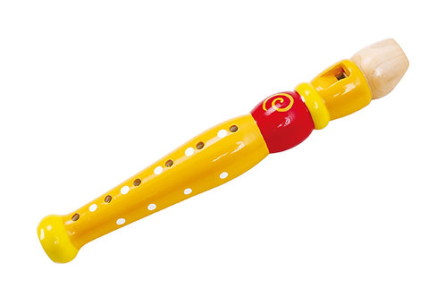 Instrumento Musical Flauta