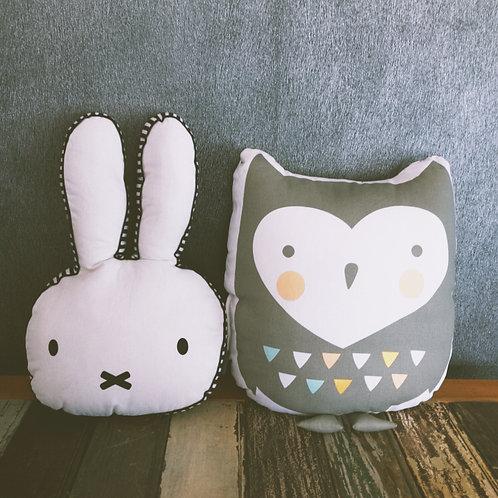 Almohadon Conejo