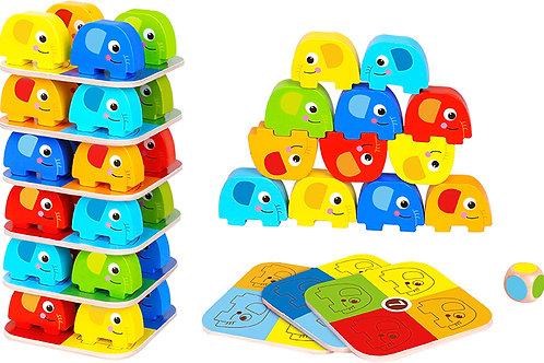 Juego de mesa Elefantes