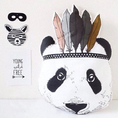 Almohadón Panda