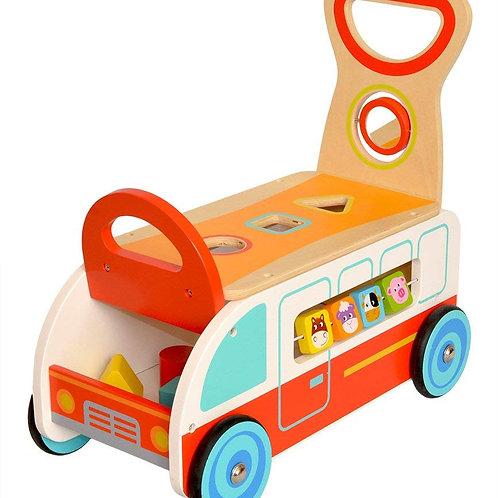 Buggy andador multi actividades