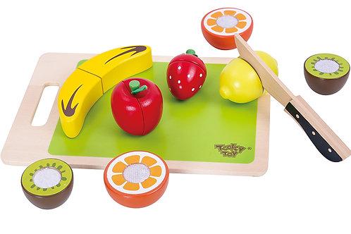 Cocina Con Frutas