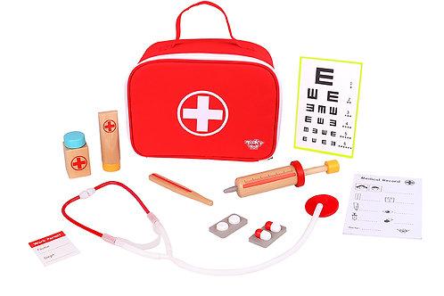 Valija De Juguete Doctor Para Niños