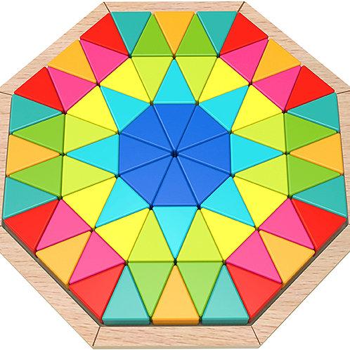 Puzzle de Mandalas