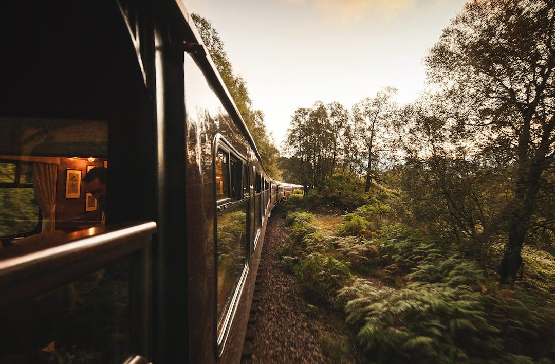 BELMOND ROYAL SCOTSMAN TRAIN JOURNEY: GRAND TOUR OF GREAT BRITAIN