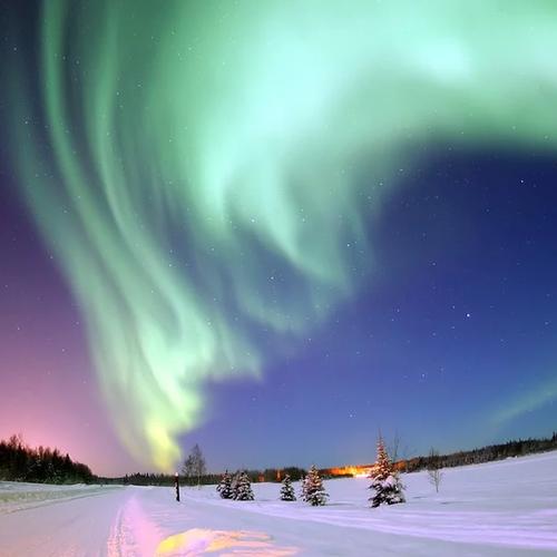 4 DAY ALASKAN CHENA HOT SPRINGS & NORTHERN LIGHTS TOUR
