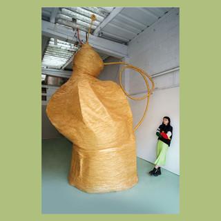 Guinness World Record Attempt for Largest Papier-mâché Sculpture