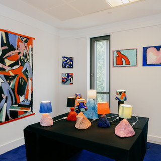 OFFICE, duo show with Jo Kitchen. Landsdowne House, Mayfair