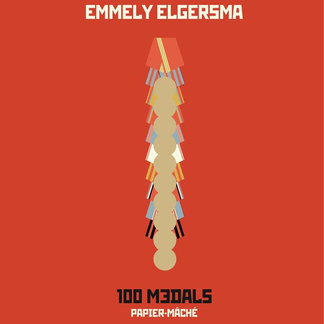 100 MEDALS - Kickstarter Make 100 Campaign