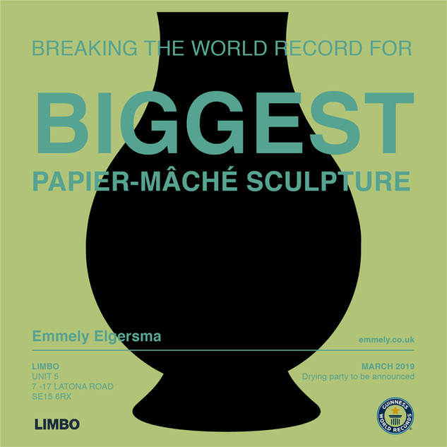 Record Attempt Flyer