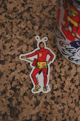 El Xapulín Sticker
