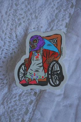 Luxa Coco Sticker