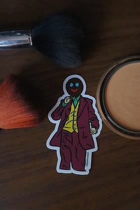 The Payaso Sticker