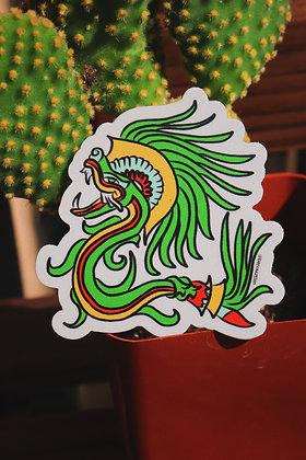 Quetzalcoatl Sticker