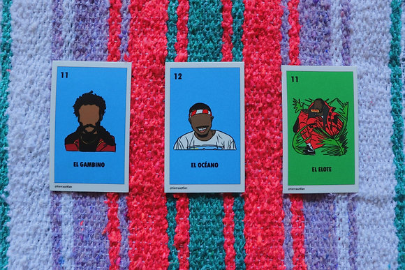 Bundle Pack (Gambino, Frank, Kendrick)