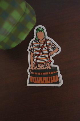 El Xavo Sticker