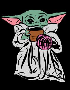 Cafecito Yoda