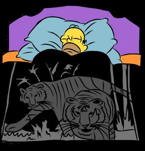 La Pulga Blanket