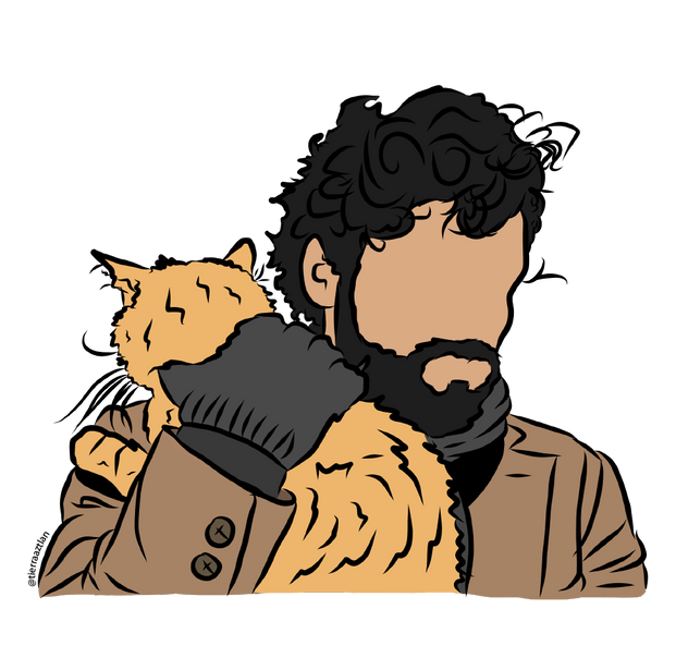 Llewyn is the Cat