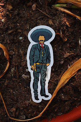 Zapata Sticker