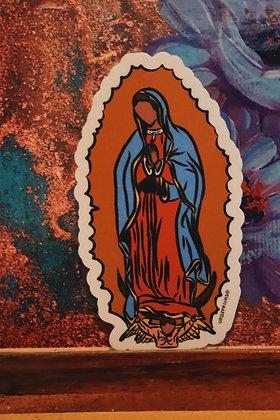 Quatzalupe Sticker