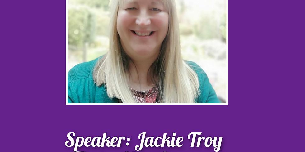 June Guest Speaker