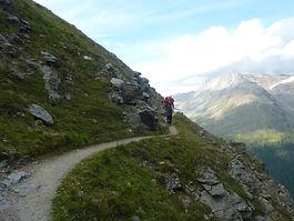 Weg Hintergrathütte