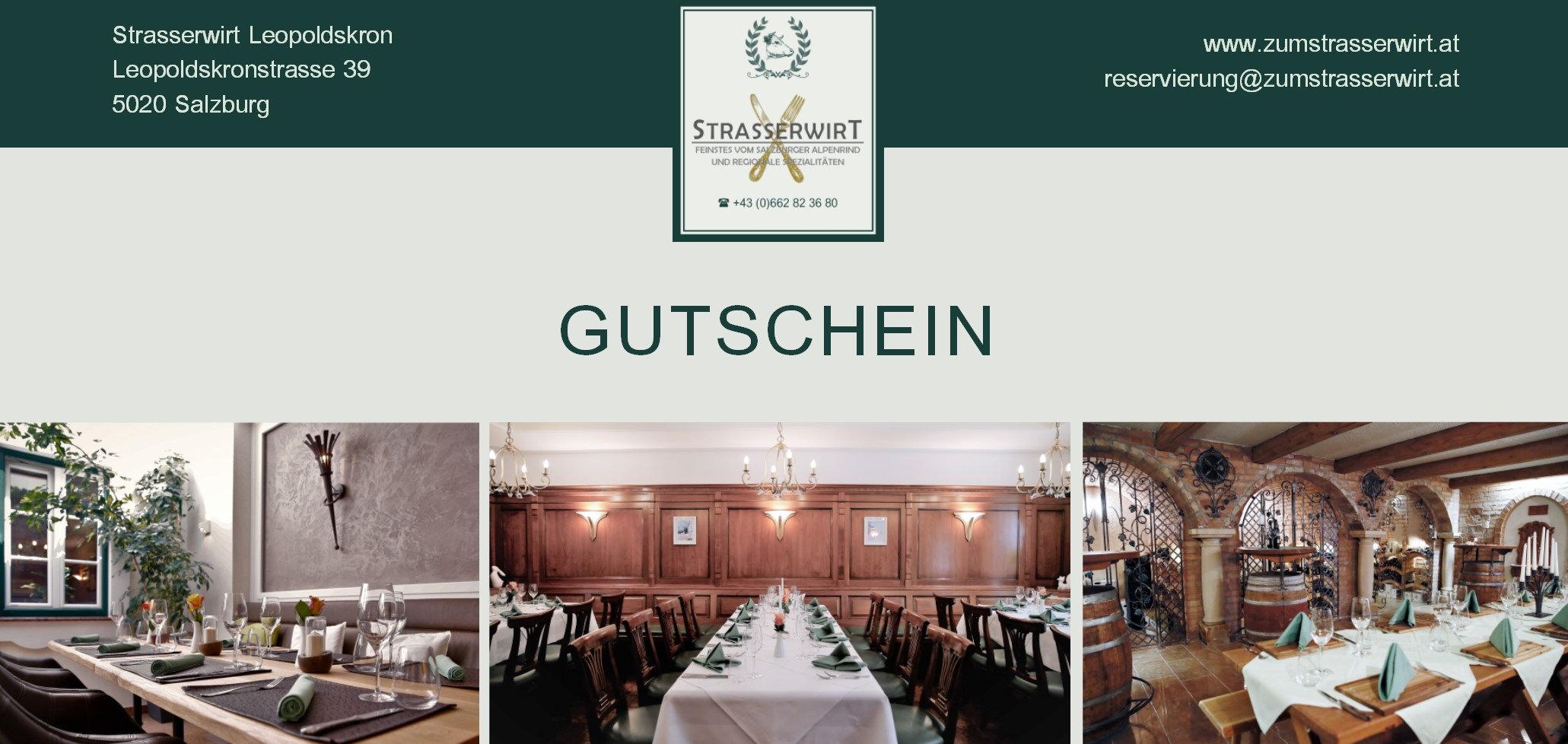 Salzburg geschenkgutschein
