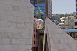 Kunst i Wellington.
