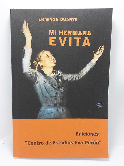 Mi hermana Evita