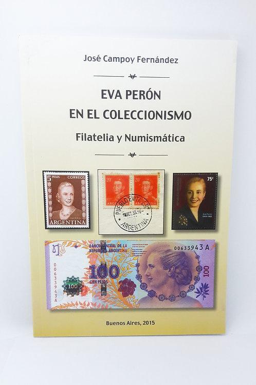 Eva Perón en el coleccionismo