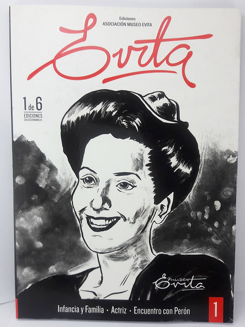 Evita Historieta Cap. 1