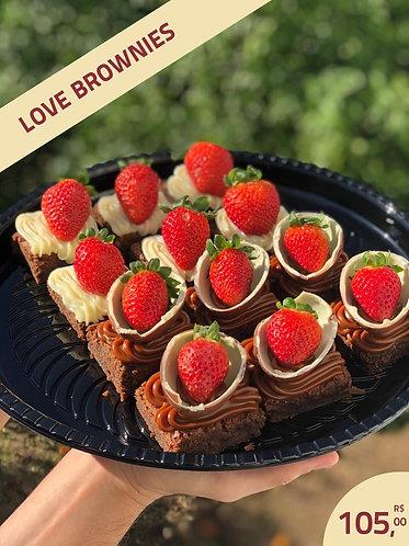 Love Brownies - 12 unidades