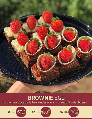 Brownie Egg