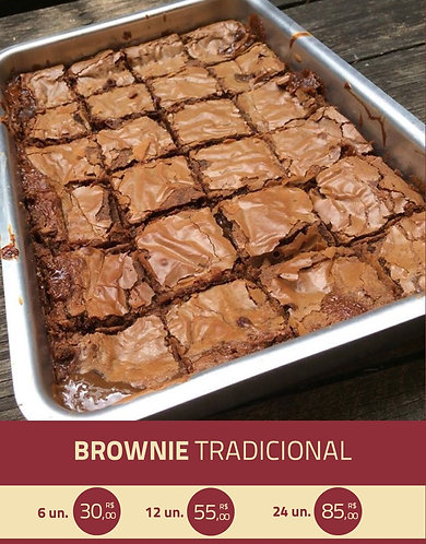 Brownies Tradicionais