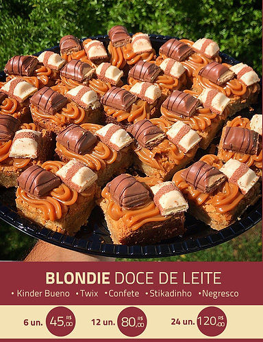 Blondie Conaprole - Brownie