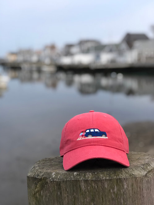 Nantucket Red Logo Hat